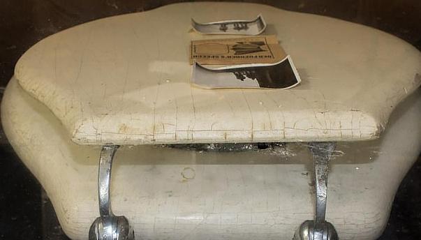 На аукционе продали украденное сиденье с унитаза Гитлера
