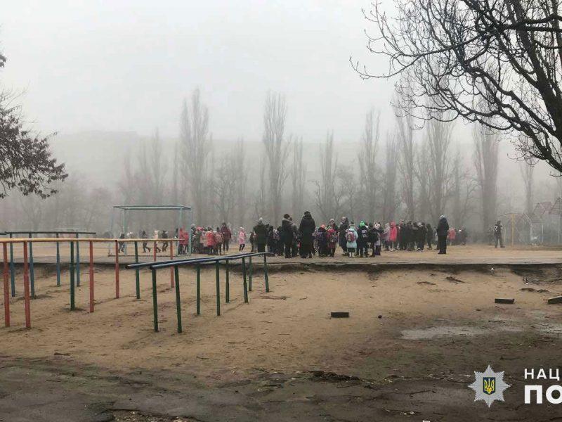 Не нашли: полиция проверила 4 «заминированные» школы в Николаеве (ФОТО)