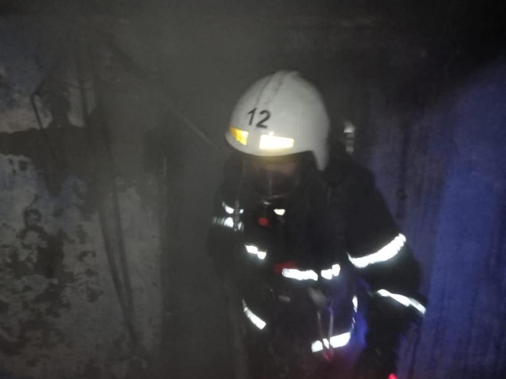 В Вознесенске пожарные тушили жилой дом (ФОТО) 3