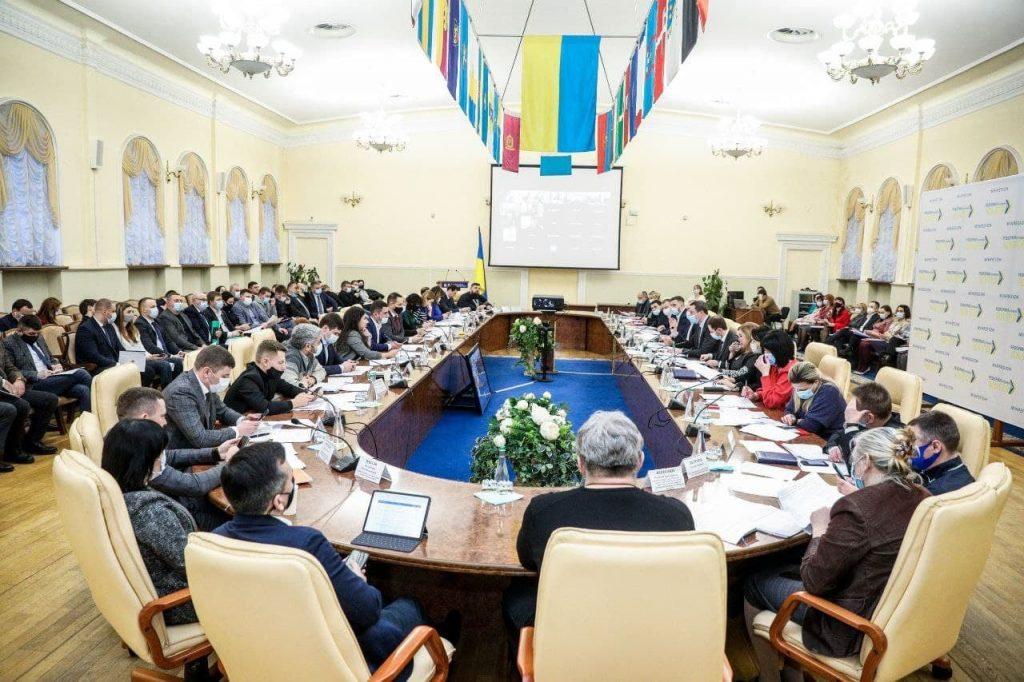 Минрегион согласовал 9 объектов для финансирования за счет ГФРР на Николаевщине, выделяет 96 млн. 1