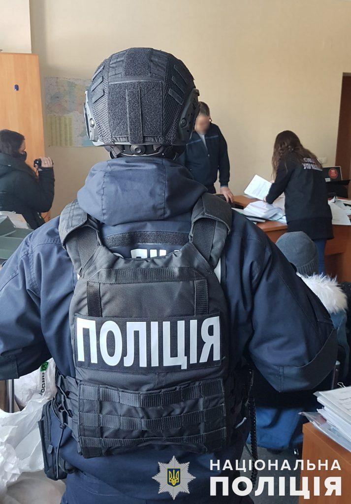 Полиция ищет в Департаменте ЖКХ следы пропавших двух миллионов бюджетных гривен (ФОТО, ВИДЕО) 11