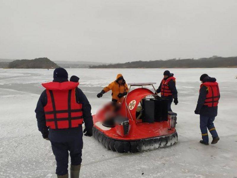 Николаевские спасатели нашли тела рыбаков, пропавших вчера (ФОТО)