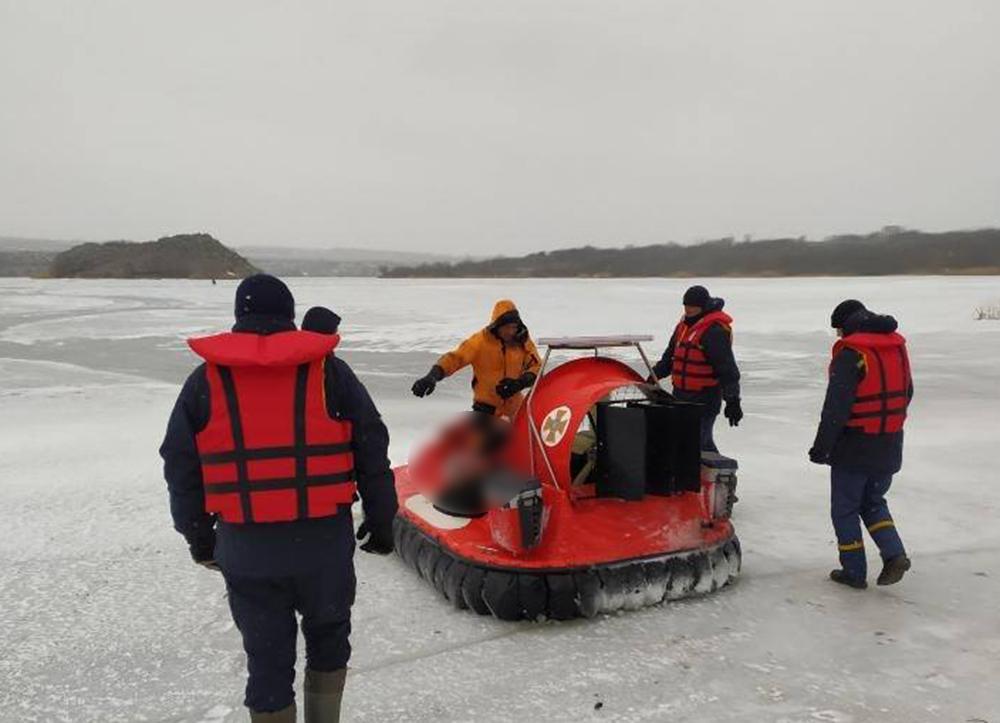 Николаевские спасатели нашли тела рыбаков, пропавших вчера (ФОТО) 3