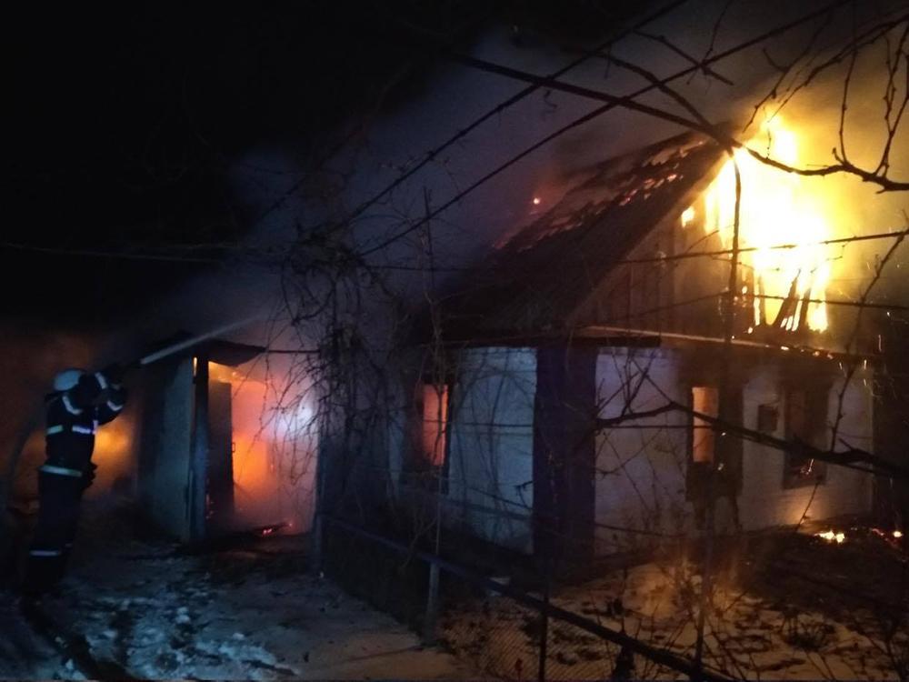 В Новом Буге на пожаре погибла женщина (ФОТО) 3