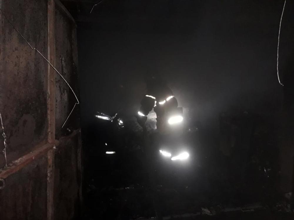 В Николаеве в гараже загорелся ВАЗ. Почему - выясняют правоохранители (ФОТО) 3