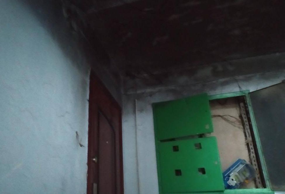 На Николаевщине утром загорелась квартира в 5-этажке - там никого не было (ФОТО) 3