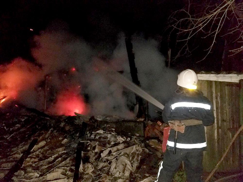 В Нечаянской ОТГ выгорел камыш на площади 5 тыс.кв.м, в Баштанском районе – 15 тонн сена (ФОТО) 5