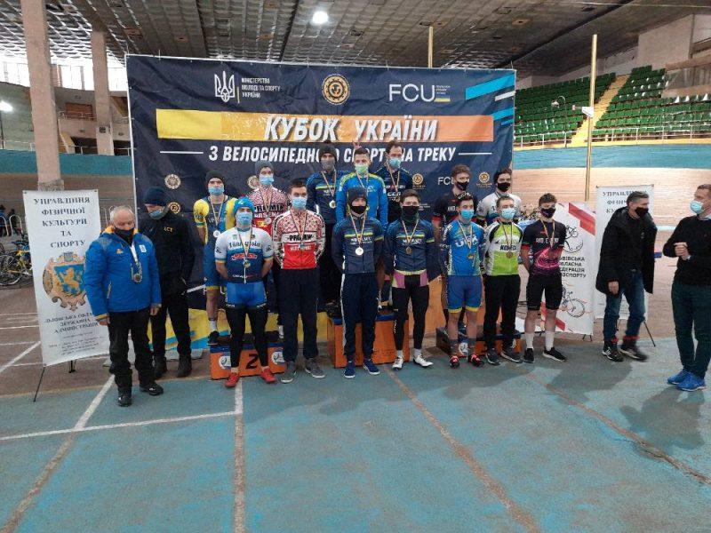 Николаевские велосипедисты завоевали на чемпионате Украины 42 награды (ФОТО)