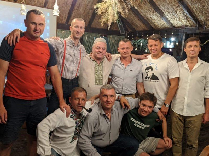 Бывшие узники Кремля создали в Украине Платформу «Освобождение заключенных» (ФОТО)
