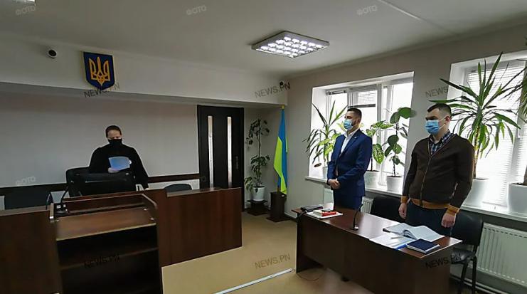 В Николаеве подозреваемый в совершении смертельного ДТП попросил заменить ему адвоката на бесплатного защитника