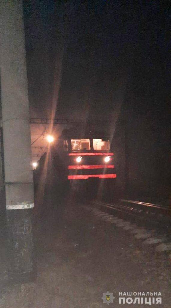 На Николаевщине возле ст.Колосовка мужчину убил поезд (ФОТО) 1