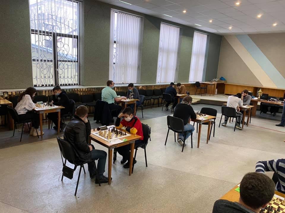 В Николаеве стартовал Кубок президента областной федерации шахмат (ФОТО) 5