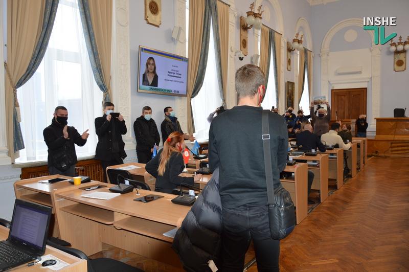Николаевский горсовет осудил поступок депутата Невенчанного с публикацией фото Путина (ФОТО, ВИДЕО) 5