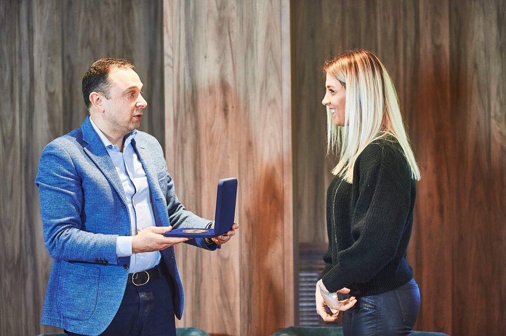 Николаевская саблистка Ольга Харлан получила награду от Международной федерации фехтования (ФОТО, ВИДЕО) 7