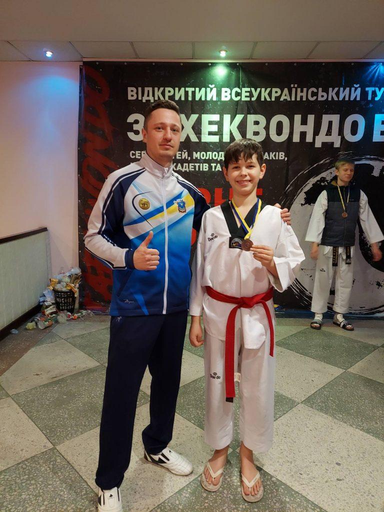 Юные тхэквондисты Николаева привезли из Одессы 10 наград (ФОТО) 7