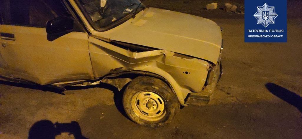 В Николаеве патрульные задержали пьяного водителя, который совершил ДТП (ФОТО) 5