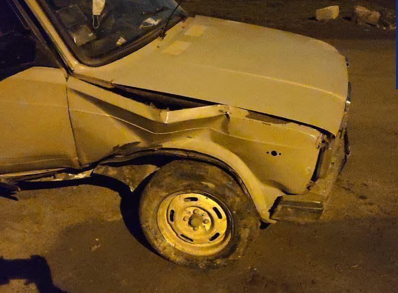 В Николаеве патрульные задержали пьяного водителя, который совершил ДТП (ФОТО)