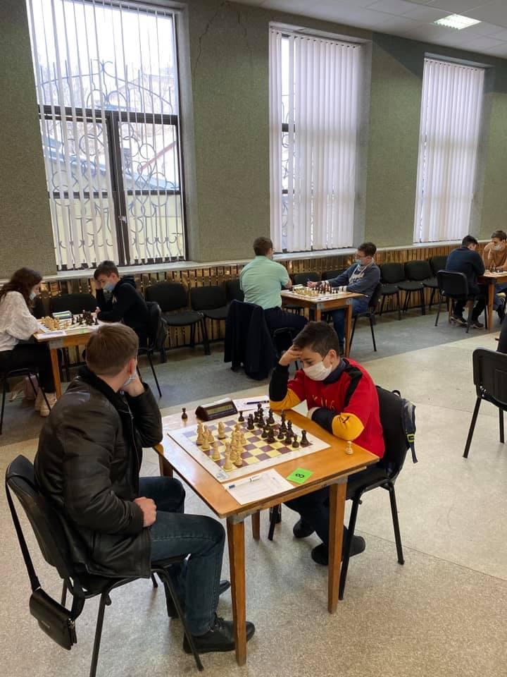 В Николаеве стартовал Кубок президента областной федерации шахмат (ФОТО) 7