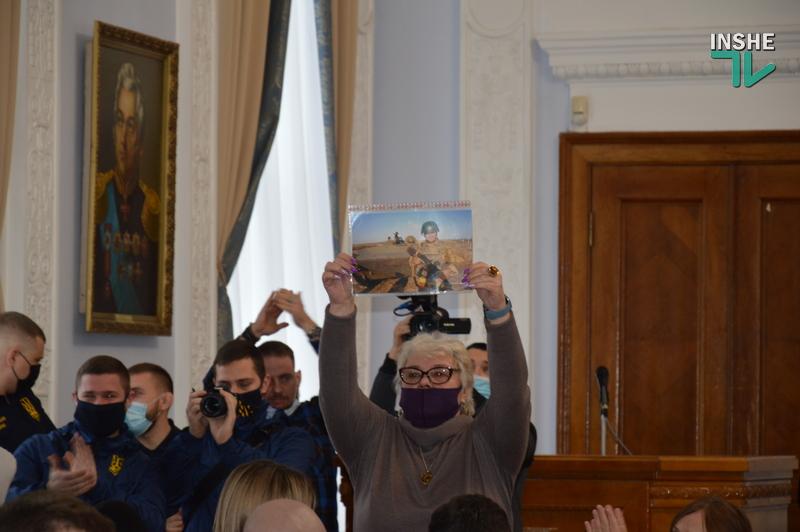 Николаевский горсовет осудил поступок депутата Невенчанного с публикацией фото Путина (ФОТО, ВИДЕО) 7