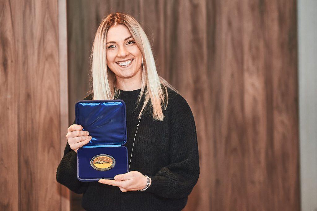 Николаевская саблистка Ольга Харлан получила награду от Международной федерации фехтования (ФОТО, ВИДЕО) 9
