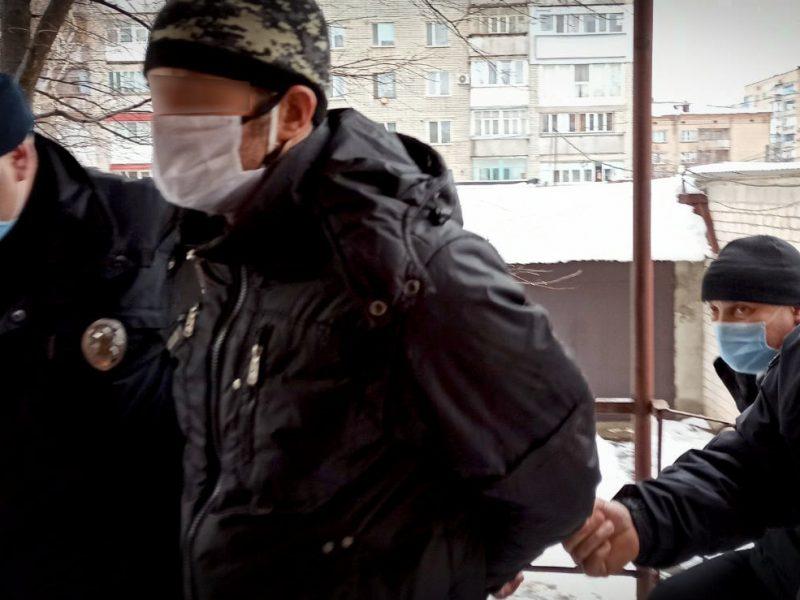 Поджигателю первомайского «Эпицентра» суд избрал меру пресечения в виде ареста (ФОТО)