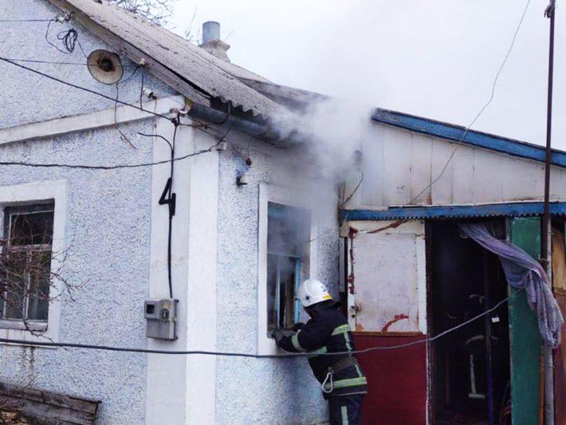 На пожарах в Николаевской области за сутки погибли двое – пожилые женщина и мужчина (ФОТО)