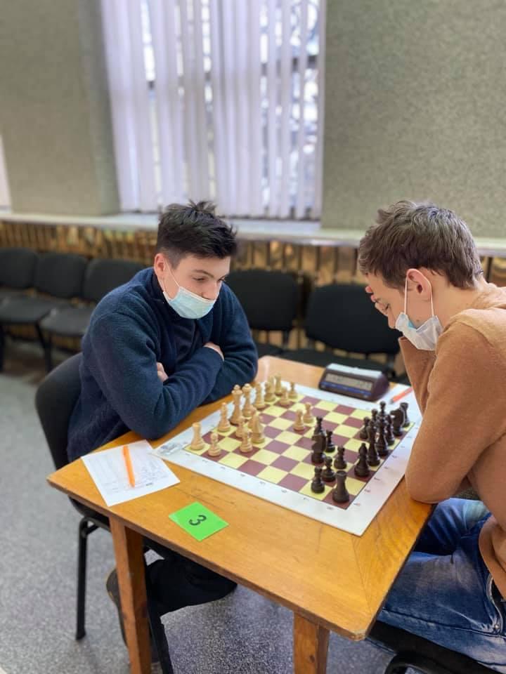В Николаеве стартовал Кубок президента областной федерации шахмат (ФОТО) 11