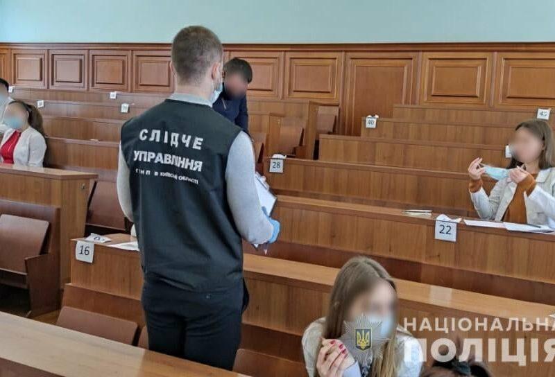 Сначала их так учат, потом они так лечат. В Украине разоблачили схему сдачи экзаменов в медвузах за $3 тыс. (ФОТО)