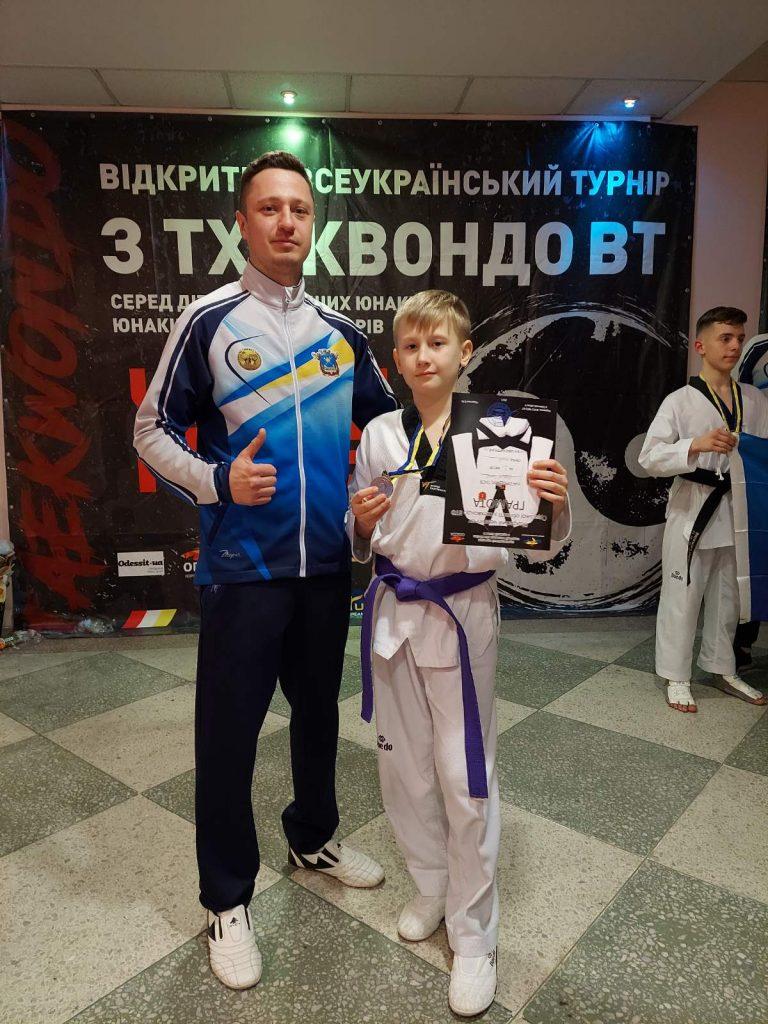 Юные тхэквондисты Николаева привезли из Одессы 10 наград (ФОТО) 15