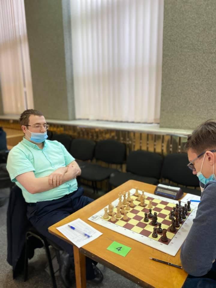 В Николаеве стартовал Кубок президента областной федерации шахмат (ФОТО) 13