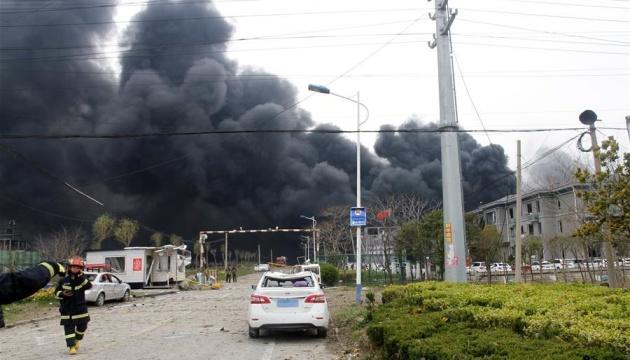 В Китае на фармзаводе произошел взрыв – 2 погибших, 3 раненых