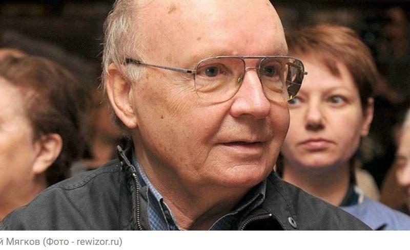 Умер актер Андрей Мягков, названа причина