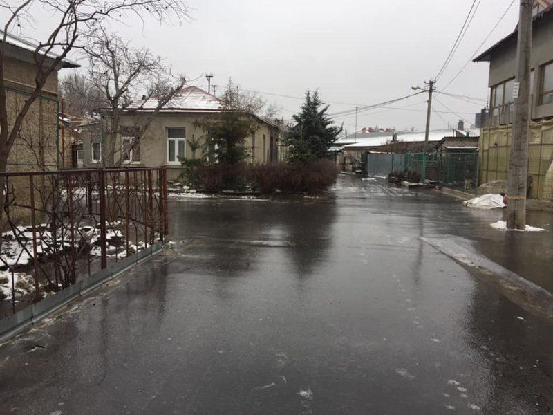 Николаев в ледяной глазури. Что говорят николаевцы (ФОТО)