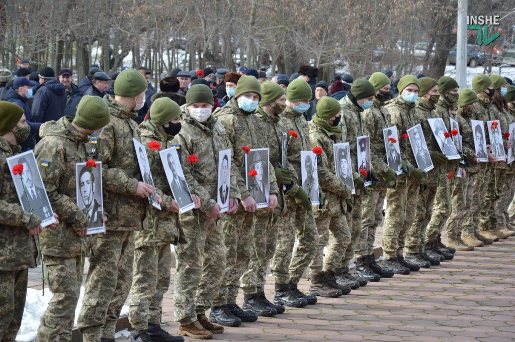 В Николаеве прошел митинг в память воинов-афганцев (ФОТО и ВИДЕО) 1