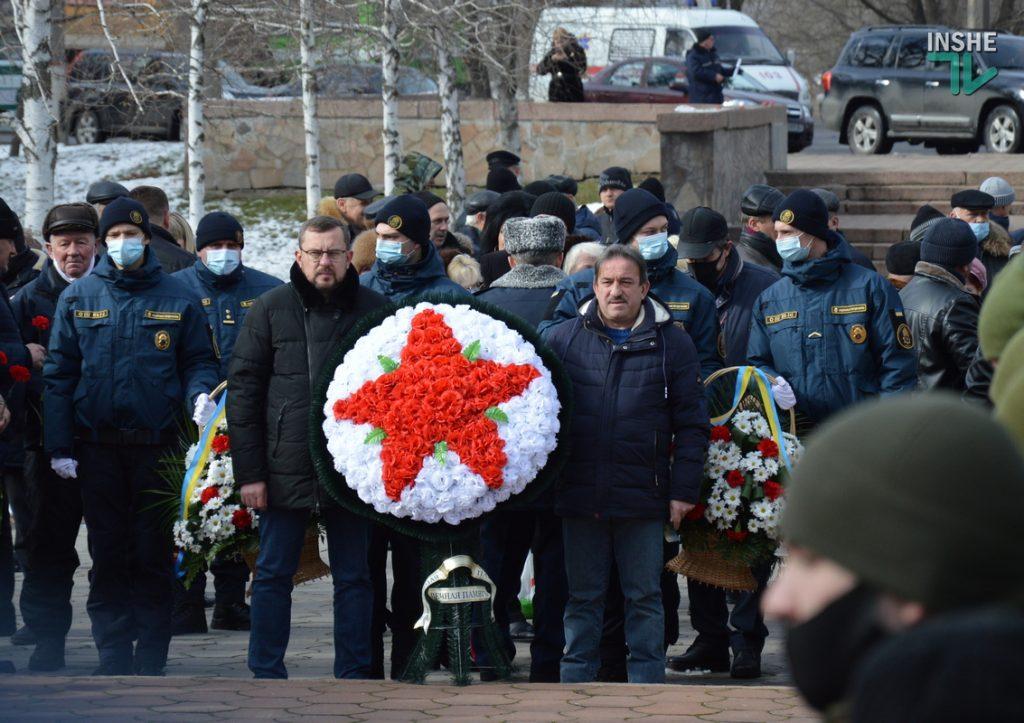 В Николаеве прошел митинг в память воинов-афганцев (ФОТО и ВИДЕО) 3