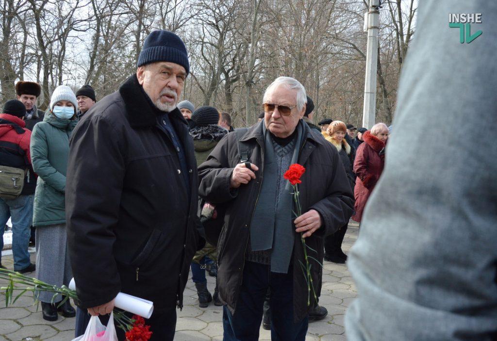 В Николаеве прошел митинг в память воинов-афганцев (ФОТО и ВИДЕО) 7