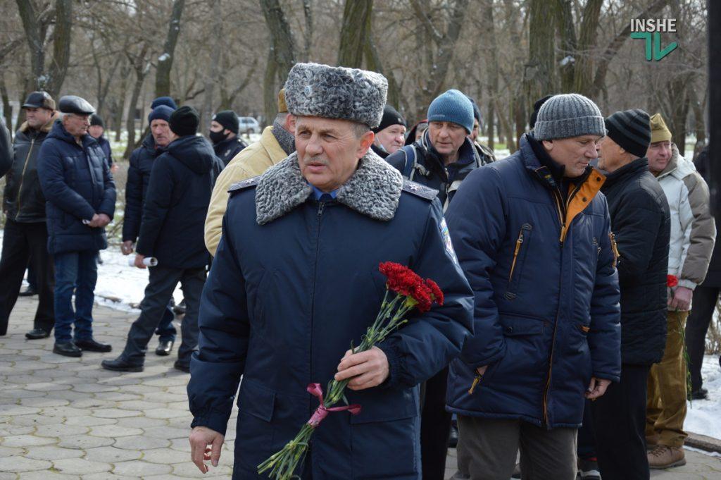 В Николаеве прошел митинг в память воинов-афганцев (ФОТО и ВИДЕО) 11