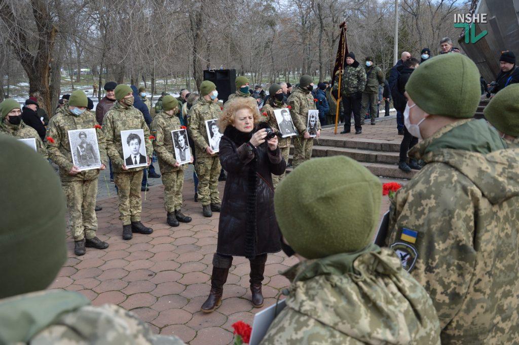 В Николаеве прошел митинг в память воинов-афганцев (ФОТО и ВИДЕО) 15