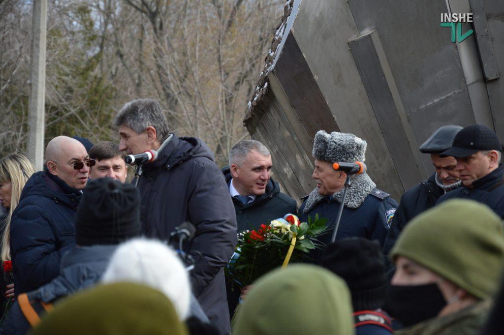 В Николаеве прошел митинг в память воинов-афганцев (ФОТО и ВИДЕО) 17