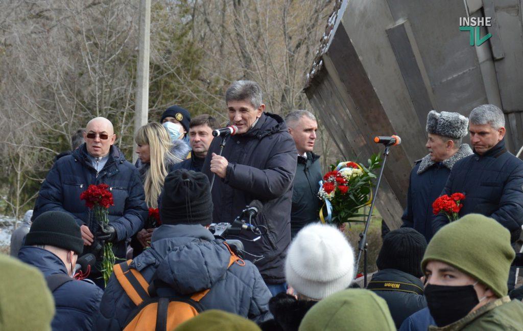 В Николаеве прошел митинг в память воинов-афганцев (ФОТО и ВИДЕО) 19