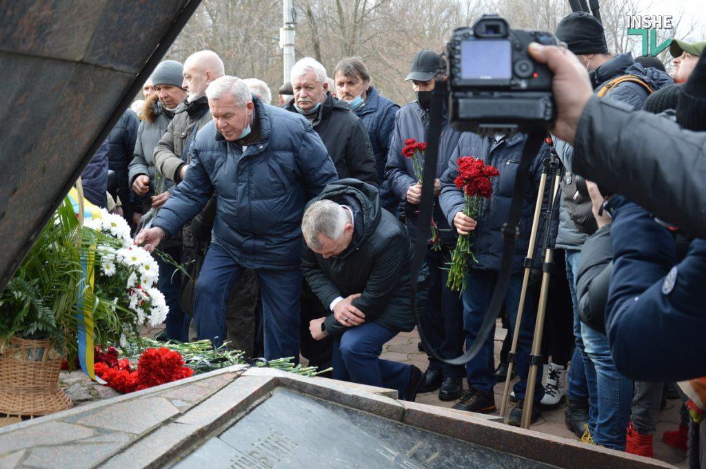 В Николаеве прошел митинг в память воинов-афганцев (ФОТО и ВИДЕО) 29