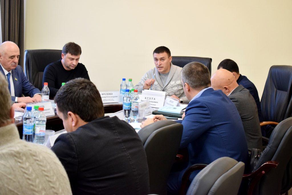 Депутаты Николаевского облсовета требуют разобраться с облавтодором и определиться с размещением ГВК (ФОТО) 3
