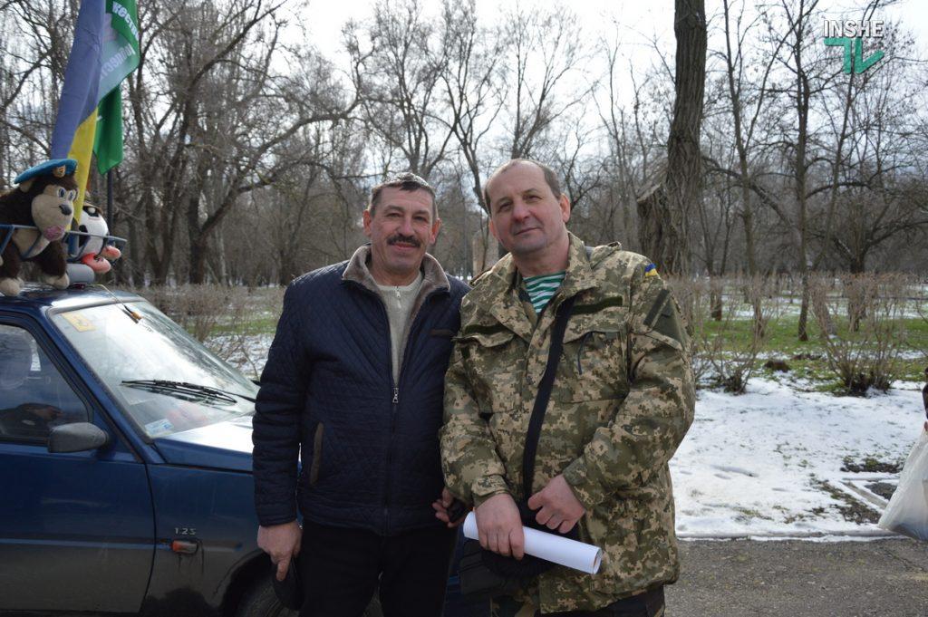 В Николаеве прошел митинг в память воинов-афганцев (ФОТО и ВИДЕО) 31