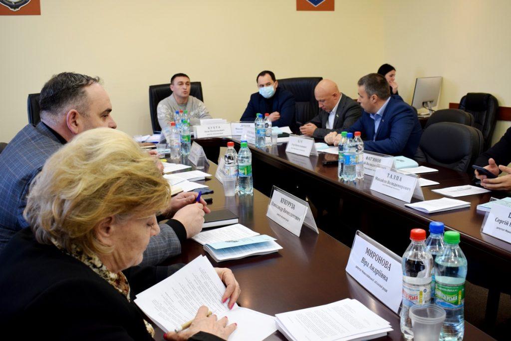 Депутаты Николаевского облсовета требуют разобраться с облавтодором и определиться с размещением ГВК (ФОТО) 5