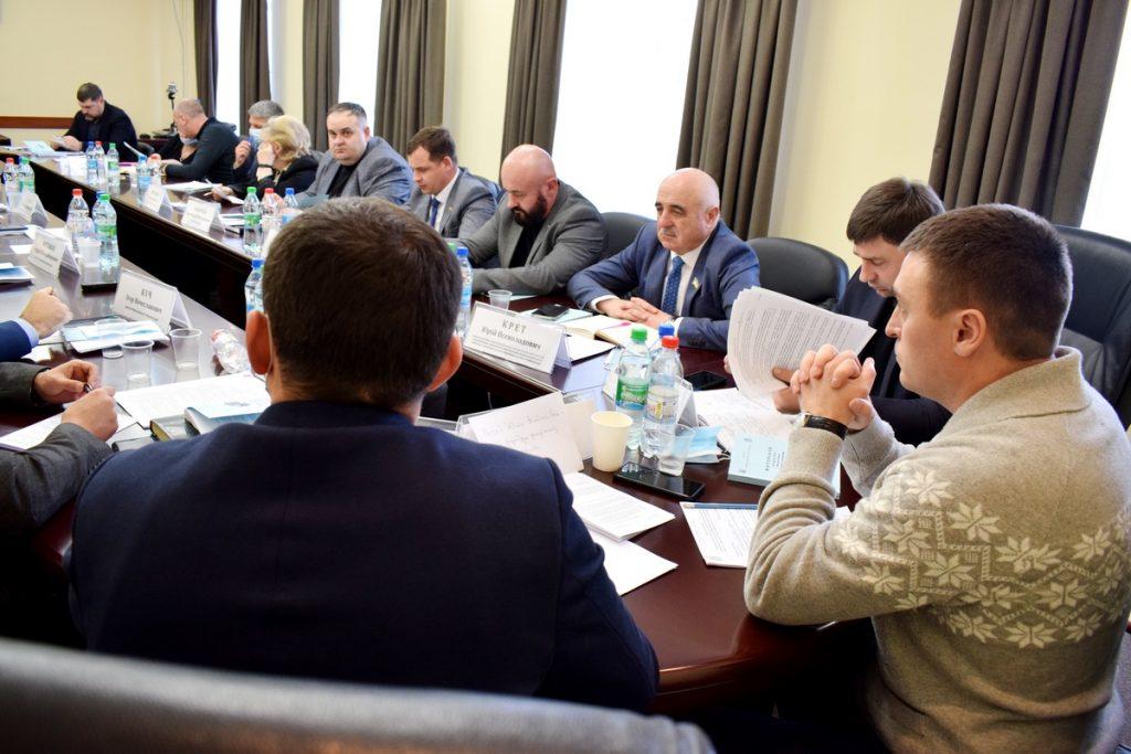 Депутаты Николаевского облсовета требуют разобраться с облавтодором и определиться с размещением ГВК (ФОТО) 7