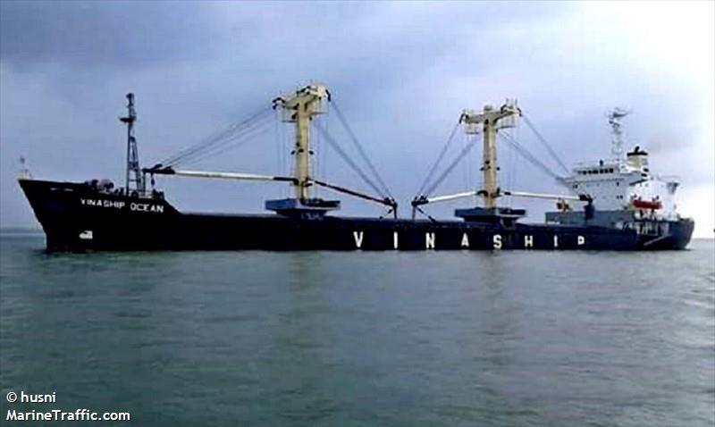 В Черном море в районе Рыбаковки терпит бедствие судно, вышедшее из Николаева