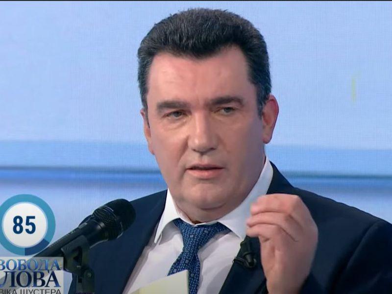 """""""Есть предложение ограничить продолжительность полномочий народных депутатов двумя сроками"""", – Данилов"""