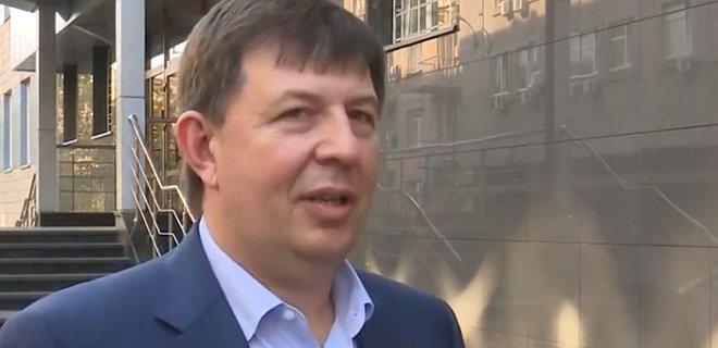 Основанием для санкций против Козака стали поставки угля из ОРДЛО – СМИ