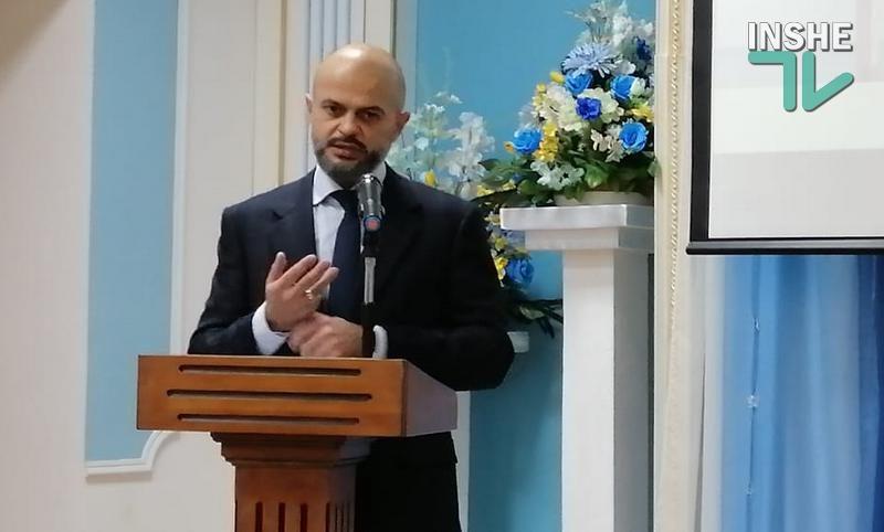 Весь туризм на Кинбурне нелегален, – николаевский вице-губернатор Маринов
