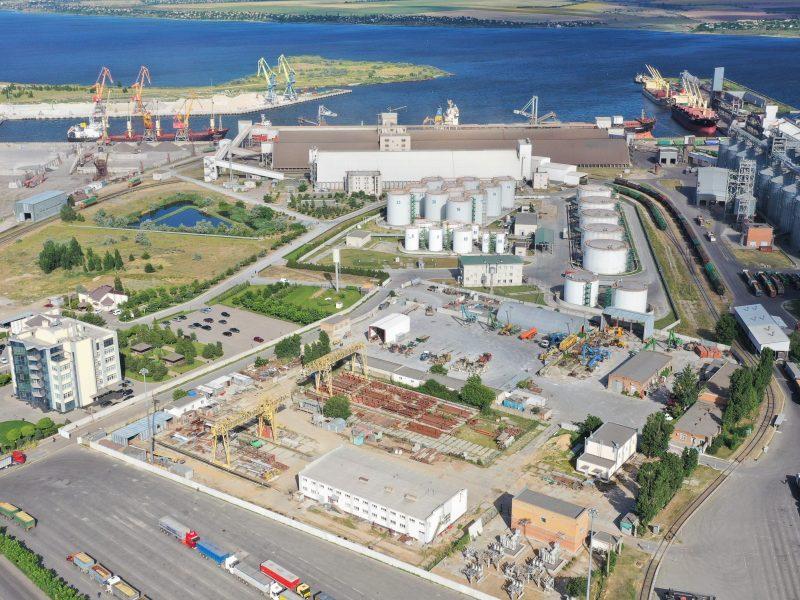 За прошлый год в порт «Ника-Тера» инвестировано 60 млн.грн.